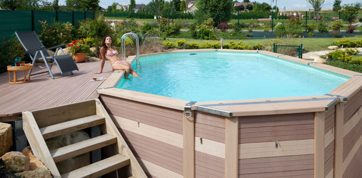 Piscines hors sol construction dans la ni vre nevers for Piscine 56