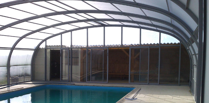 Abris piscines hauts installation ni vre nevers for Piscine nevers